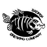 Small bad fish logo