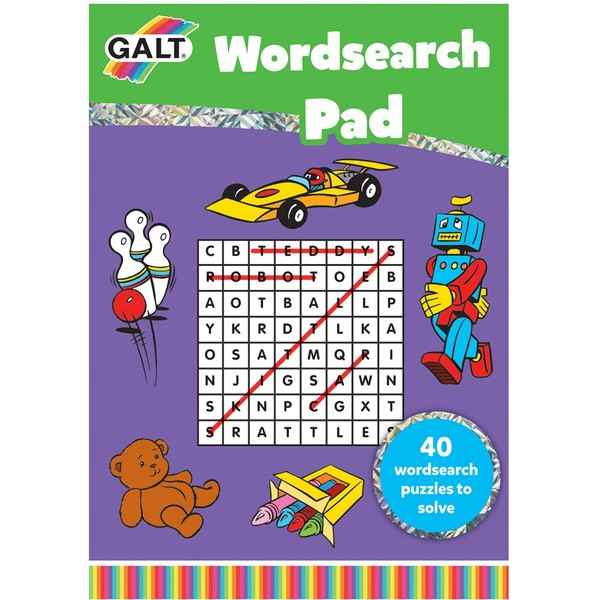 Large galt wordsearch pad