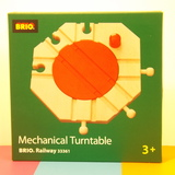 Small mbl b mechanical turnatable