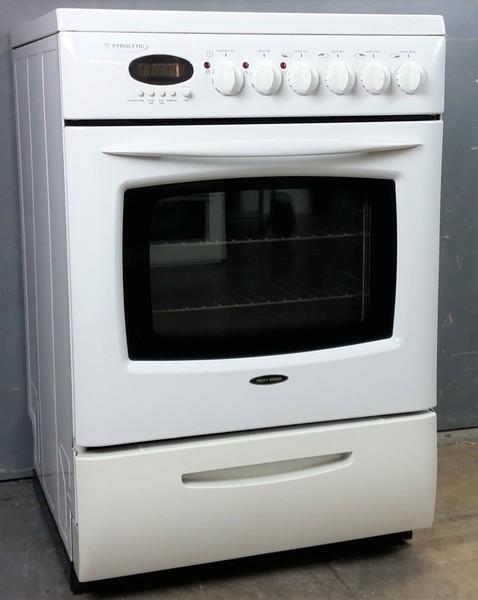 Tricity Bendix Double Oven Ceramic Hob Tricity Bendix