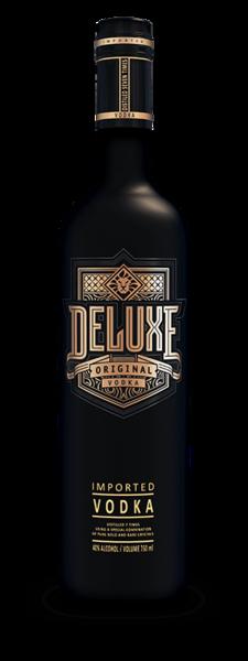 Large deluxe original vodka