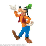 Small goofy disney figure bullyand blue