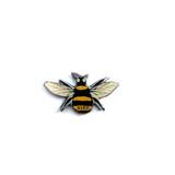 Small bee brooch