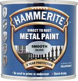 Small ham mp smooth silver 250ml