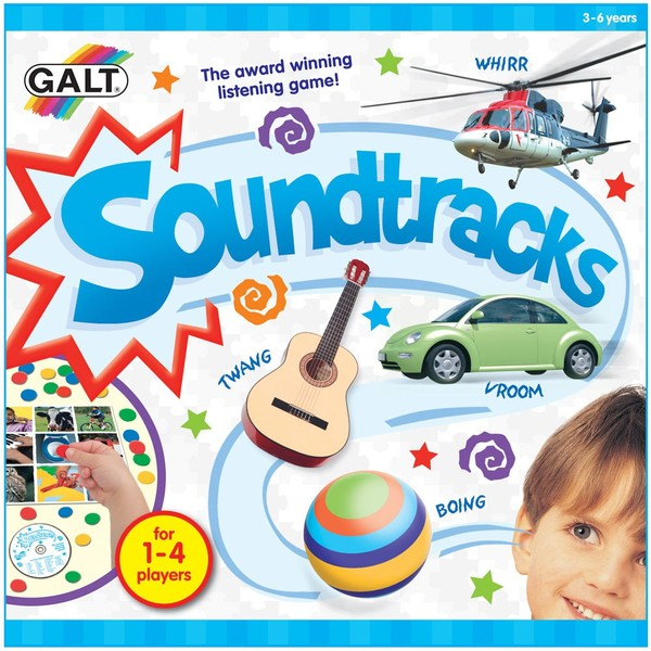 Large galt soundtracks game match sound to picture for children aged 3 three years and up