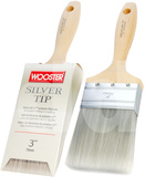Small wooster silver tip wall paint brush 2
