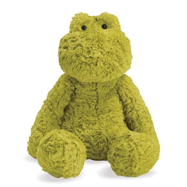 Large manhattan toy ferris frog plush soft toy montessori doll birth
