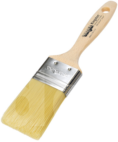 Large corona kingston performance chinex paint brush