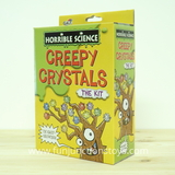 Small glt hs creepy crystals  w