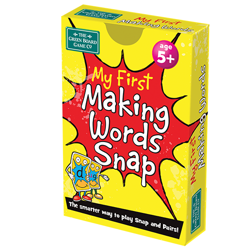 Large mf making words snap box