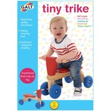 Small galt tiny trike first trike wooden traditional early years toddler for 12 twelve months 1 one year and up