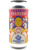 Small de moersleutel four years anniversary aperitif quadruple fruited sour craft beer the craft bar