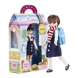 Small lottie doll school days