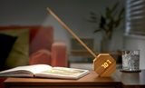 Small gingko octagon one plus desk lamp16