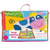 Small galt large sensory playmat play mat farm animals for children babies infants 0 month years birth onwards