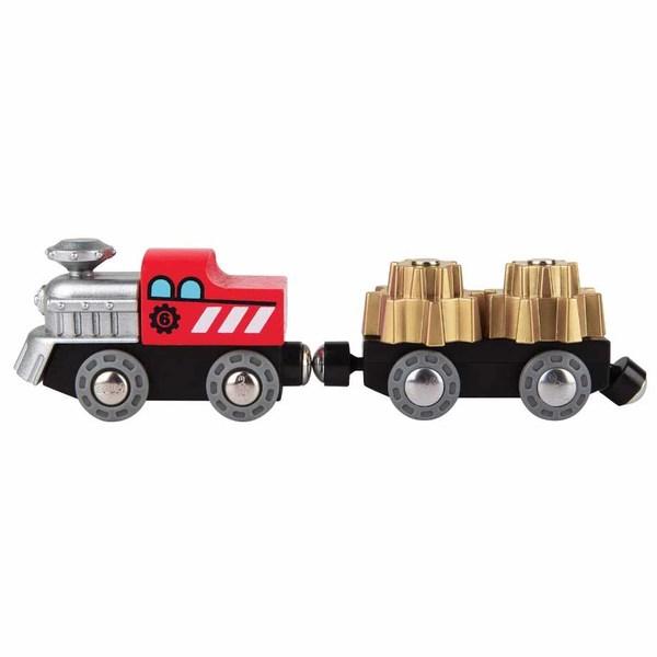 Large cogwheel train