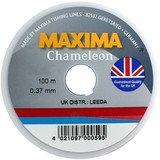Small maxima 100m chameleon mono   fishing lines