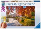 Small ravensburger fun junction toy shop perth crieff perthshire scotland jigsaw puzzle jig saw peaceful mill 500xl pc extra large piece