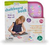 Small fiesta crafts chalkboard book fairies