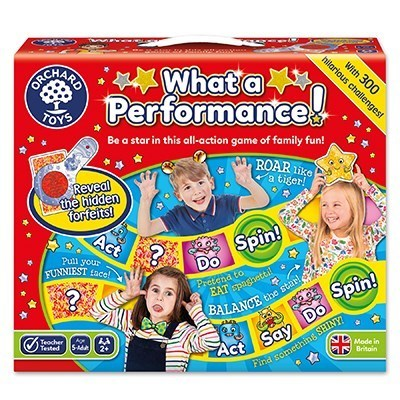 Large orchard toys what a performance game
