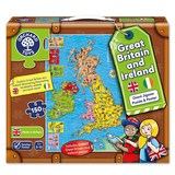 Small orchard toys gb and ireland jigsaw puzzle