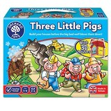 Small orchard toys three little pigs game