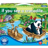 Small orchard toys if you see a crocodile colour recognition preschooler toddler board game