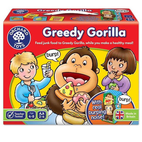 Large orchardtoysgreedygorillagame