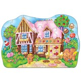 Small orchardtoysgingerbreadhousejigsaw