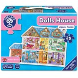 Small fun junction orchard toys jigsaw jog saw puzzle dolls house talk about talkabout