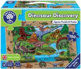 Small orchard toys dinosaur discovery puzzle