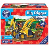 Small orchard toys big digger jigsaw puzzle