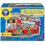 Small orchard toys big bus jigsaw puzzle 2