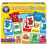 Small orchard toys red dog blue dog game