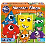 Small orchard toys monster bingo game