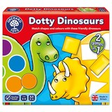 Small orchard toys dotty dinosaurs game
