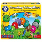 Small orchardtoyscountingcaterpillarsgame