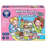 Small orchard toys wheres my cupcake