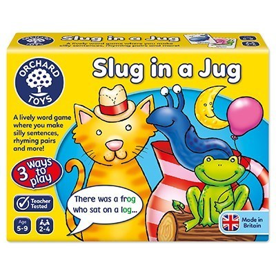 Large orchard toys slug in a jug