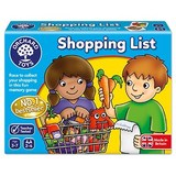 Small orchard toys shopping list game