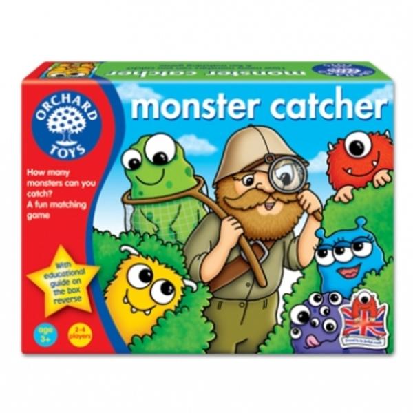 Large monster catcher