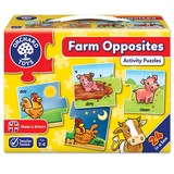 Small orchard toys farm opposites jigsaw puzzle