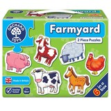 Small orchard toys farmyard jigsaw puzzle