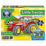 Small orchard toys little tractor jigsaw puzzle