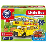 Small orchard toys little bus jigsaw puzzle