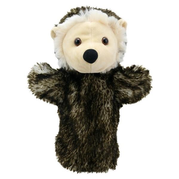 Large hedgehog puppet