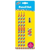 Small galt pencil set