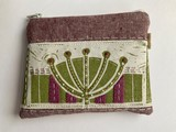 Small ln   cow parsley purse