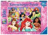 Small ravensburger fun junction toy shop perth crieff perthshire scotland puzzle disney princess 150xxl