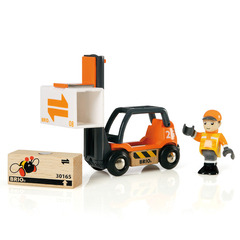 Medium_forklift_freight_and_figure_brio_railway_wooden_track_add_ons_on_accessories